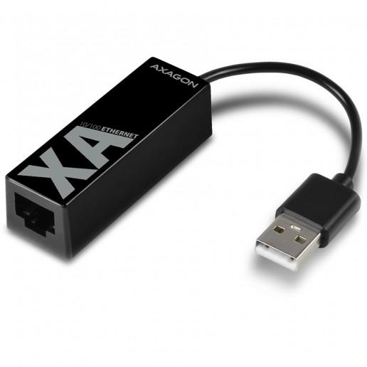 AXAGON ADE-XA USB2.0 - Fast Ethernet 10/100 Mini UNI Adapter