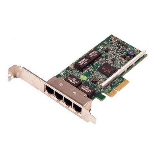 Broadcom 5719 QP 1Gb Network Interface Card - Kit