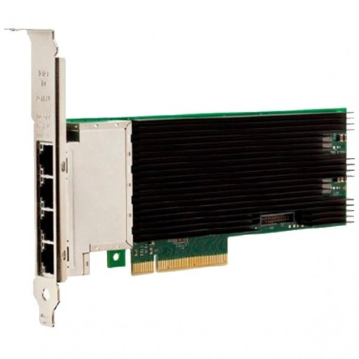 Intel Ethernet Converged Network Adapter X710-T4, retail unit