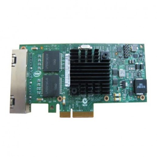 Intel Ethernet I350 QP 1Gb Server Adapter,Full Height,CusKit