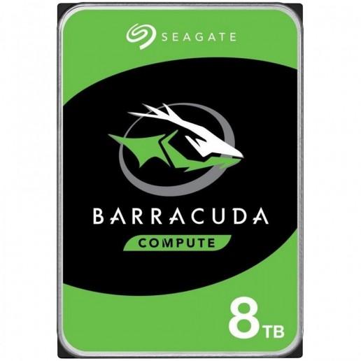 "SEAGATE HDD Desktop Barracuda Guardian (3.5""/8TB/SATA/rmp 5400)"