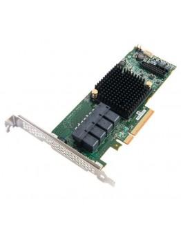 RAID Controller ADAPTEC 2274400-R, Internal ASR-71605 16ch 1Gb up to 256 devices (PCI Express 3.0 x8, SAS/SATA III, RAID levels: JBOD, 0, 1, 10, 5, 50, 6, 1E, 60), 2274400-R