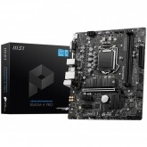 MSI B560M-A PRO,mATX,Socket 1200,Intel® B560 chipset,Dual Channel DDR4 5200(OC)MHz,1x PCIe x16 slot,1x HDMI 2.0b,1x VGA port,Audio 7.1,2.5Gbps LAN,1x M.2 slot,2xUSB 2.0 Type-A,4xUSB 3.2 Gen 1,