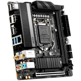 MSI H510I PRO WIFI,m-ITX,Socket 1200,Intel H510 Chipset,2 DIMMs, Dual Channel DDR4 up to 3200 MHz,1x PCIe x16 slot,1x M.2 slot,2x USB 3.2 Gen 1,4x USB 2.0,1x HDMI,1x DP,WiFi,2.5G LAN,7.1 Audio,3y warranty