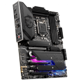 MSI MPG Z590 GAMING PLUS, ATX, Socket 1200, Dual Channel DDR4 5333(OC)MHz, 3x PCIe x16 slots, 3x M.2 slots, 1x HDMI, 1x DP, 6x USB 3.2, 4x USB 2.0, Type-C, 7.1 HD Audio, 2.5Gbps LAN
