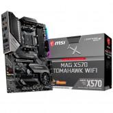 MSI Main Board Desktop MAG X570 TOMAHAWK WIFI (AM4, 4xDDR4, 2xPCI-E x16, 2xPCI-E x1, 2xM.2, 6xSATA3, 5xUSB3.2Gen2, 6xUSB3.2 Gen1, 6x USB 2.0, RAID, HDMI, 1x 2.5GLAN, Wi-Fi 6 AX200) ATX
