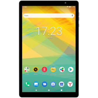 """prestigio grace 4891 4G, PMT4891_4G_E, Single SIM card, have call function, 10.1""""(800*1280) IPS on-cell display, 2.5D TP, LTE, up to 1.6GHz octa core processor, android 9.0, 3G+32GB, 0.3MP+2MP, 5000mAh battery"""