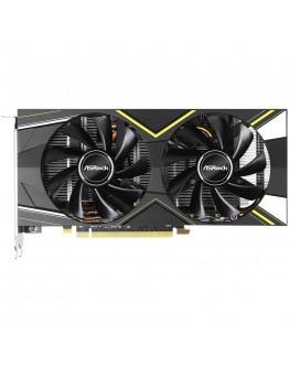 ASROCK Video Card AMD Challenger D RX5600XT 6G OC GDDR5 192bit 3 x DP, HDMI Retail