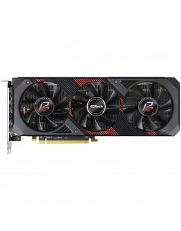 ASROCK Video Card AMD PHANTOM GAMING D3 RX5600XT 6G OC GDDR5 192bit 3 x DP, HDMI Retail