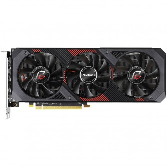 ASROCK Video Card AMD PHANTOM GAMING D3 RX5600XT 6G OC GDDR5 192bit 3 x DP, HDMI Retail