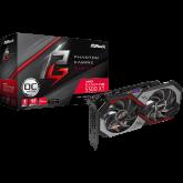 ASROCK Video Card AMD Radeon RX 5500 XT Phantom Gaming D 8GB OC, GDDR6, 128bit, 1xHDMI, 3xDP, PCI Express 4.0, recomended PSU 500W