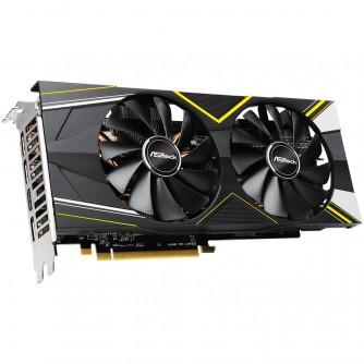 ASROCK Video Card AMD Radeon RX 5700 Challenger D 8GB OC GDDR6 256bit 1xHDMI /3xDP Retail