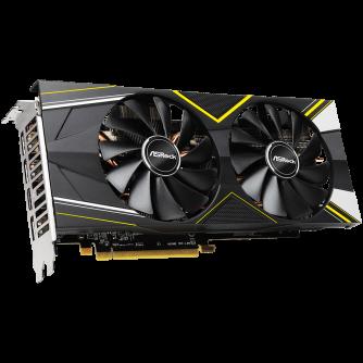 ASROCK Video Card AMD Radeon RX 5700 XT Challenger D 8GB OC GDDR6 256bit 1xHDMI /3xDP Retail
