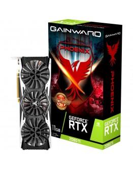 Gainward Video Card RTX 2080Ti PHOENIX GS 11GB 352B GDDR6 3*DP HDMI USB Type C