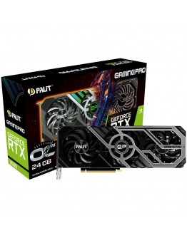 PALIT RTX3090 Gaming Pro OC 24GB, GDDR6X, 384-but, 3xDP,1xHDMI