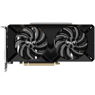 PALIT Video Card GeForce RTX 2060 SUPER nVidia, DUAL 8GB GDDR6,256bit ,DVI,HDMI,1xDP,part# NE6206S018P2-1160A