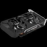 PALIT Video Card GeForce RTX 2060 nVidia, Dual OC 6GB GDDR6,192bit ,DVI,HDMI,DP,part# NE62060S18J9-1160A