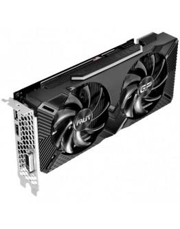 PALIT Video Card GeForce RTX 2060 nVidia, Gaming Pro OC 6GB GDDR6,192bit ,DVI,HDMI,DP,part# NE62060T18J9-1062A