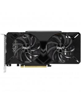 PALIT Video Card GeForce RTX 2070 nVidia, Dual X 8GB GDDR6,256bit ,DVI,HDMI,3xDP,part# NE62070018P2-1160A