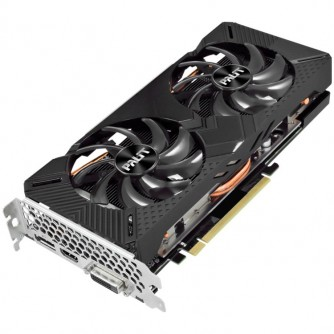 Palit GeForce GTX 1660Super GamingPro 6GB GDDR6, 192bit, DVI-D, HDMI, DP, 8 pin Power connector, recomended PSU 450W