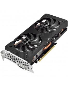 Palit GeForce GTX 1660Super GamingPro OC 6GB GDDR6, 192bit, DVI-D, HDMI, DP, 8 pin Power connector.