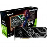 Palit GeForce RTX 3070Ti GamingPro 8GB GDDR6X, 256bit, DP 1.4a x3, HDMI2.1 x1, power consumption 290W, NED307T019P2-1046A