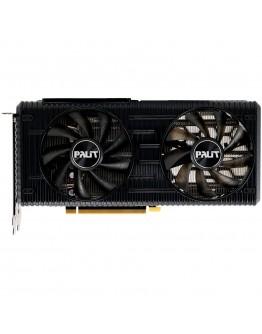 Palit RTX 3060 Dual 12GB GDDR6, 192bit, 1xHDMI, 3xDP, PCI-E 4.0, max resolution 7680x4320, recommended Power 550W, NE63060019K9-190AD.