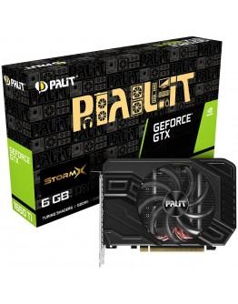 VC Palit nVidia GTX1660 SUPER StormX 6GB GDDR6, 192bit, DVI, HDMI, DP part# NE6166S018J9-161F