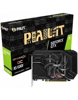 VC Palit nVidia GTX1660 SUPER StormX OC 6GB GDDR6, 192bit, DVI, HDMI, DP part# NE6166SS18J9-161F