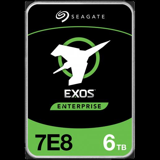 SEAGATE HDD Server Exos 7E8 512E/4k (3.5'/6TB/SATA 6GB/s/ 7200rpm)