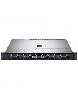 "PE R340,Intel Core i3 8100 3.6GHz, 6M, 4C/4T,3.5"" Chassis with 4 Hot Plug HDD and Soft RAID,Bezel,Riser 1xFHx8 1xLPx4 PCIe Gen3,8GB 2666MT/s DDR4 ECC UDIMM,no HDD(optional),Embed. SATA,no ODD,TPM 1.2,On-Board LOM,3Y NBD"