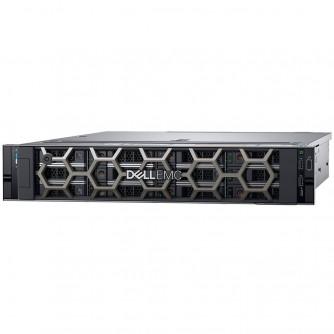 "PowerEdge R540,Xeon Silver 4214 2.2G 12C/24T 16.5M,3.5"" Chassisx12 HotPlug HDD,2xLP,16GB RDIMM 2666MT/s,iDRAC9 Enterprise,600GB 10K RPM SAS 12Gbps HDD,PERC H730P RAID 2GB NV,(1+1)750W,TPM 2.0,Dual-Port 1GbE LOM,No Internal Optical Drive,Rails,3Y NBD"