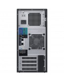 PowerEdge T140,Intel Xeon E-2124 3.3GHz 8M cache 4C/4T,3.5 Chassis up to 4 Cabled HDD,8GB 2666MT/s DDR4 ECC UDIMM,iDrac9 Bas.,2x1TB SATA 6Gbps 3.5Cabled HDD,PERC H330 RAID,DVD+/-RW,TPM 1.2,On-Board LOM 1Gbe,EU power cord,3Y NBD