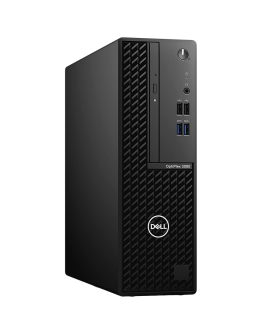 Dell OptiPlex 3080 SFF, Intel Core i5-10505 (6C, 12M Cache, 3.2 GHz up to 4.60Ghz), 8GB (1x8GB) 2666MHz DDR4, 1TB SATA, Intel UHD Graphics, DVD-RW, Keyboard and Mouse, Win 10 Pro, 3Y Basic Onsite