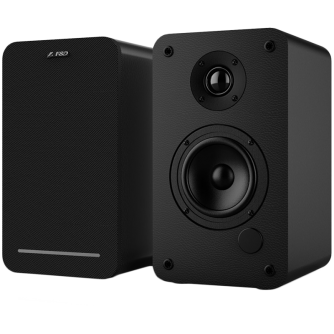"""Multimedia - Speaker F&D R40BT, 25Wx2 (RMS) 4"""" driver, BT 4.2/AUX/USB/Optical, volume control and source, remote control"""