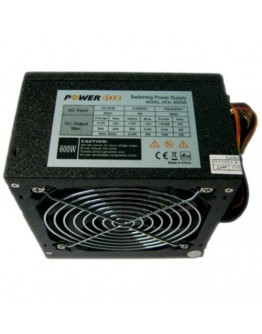 ATX-750W [ ATX-750W Power Supply GOLDENFIELD AC 115/230V, 47/63Hz, DC 3.3/5/12V, 750W, Retail, 2XSATA conector, 2 x MOLEX, power cable incl., 1x120