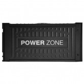 Be Quiet! POWER ZONE 650W - 80 Plus Bronze, Silent Wings, Cable Management, 5 Years Warranty