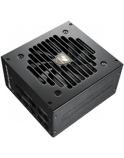 COUGAR GEX 650, 650W, 80 Plus Gold, Fully Modular Power Supply Unit, Strong Safeguards : OCP, OPP, OVP, UVP, SCP & OTP, Over Temperature Protection, COUGAR HDB Fan, Ultra-stable Voltage Outputs, Superior fan Curve Tuning, Dimension: 160x150x86(mm)