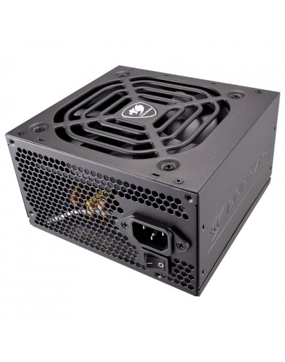 COUGAR VTE 500, 500W 80 Plus BRONZE, Ultra-Quiet & Temperature-Controlled 120mm Fan,Full Protections With OCP, SCP, OVP, UVP, OPP