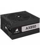 Corsair PSU AX Series, 850 Watt, Titanium, Fully Modular Power Supply, EU Version