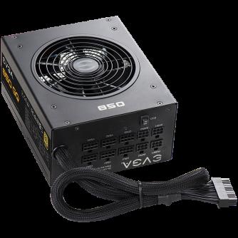EVGA 850 GQ, 80 Plus GOLD 850W, Semi Modular, EVGA ECO Mode, 5 Year Warranty