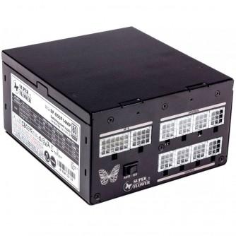 Super Flower Leadex 80+ Platinum 850W, LED connectors, Full Cable Management, 135mm F.D.B. Cooling Fan,  black, 5y warranty