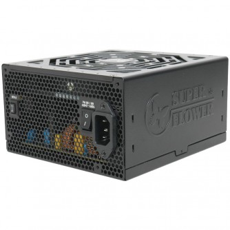 Super Flower Leadex III 650W 80 PLUS GOLD, Full Cable Management, black, 5 years warranty
