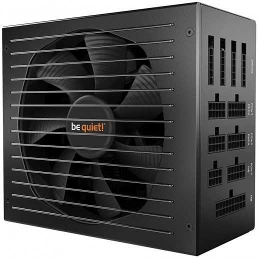 be quiet! STRAIGHT POWER 11 1000W, 80 Plus Platinum, Silent Wings 3, Cable Management, 5 Years Warranty