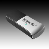 Network Card TENDA W311M Nano (USB 2.0,Wireless, 150Mbps, IEEE 802.11b/g/n, 2dBi fixed internal antenna) Retail