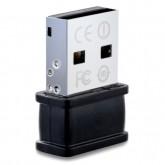 Network Card TENDA W311MI Micro (USB 2.0, Wireless, 150Mbps, IEEE 802.11b/g/n, 2dBi fixed internal antenna) Retail