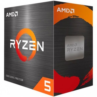 AMD CPU Desktop Ryzen 5 6C/12T 5600G (4.4GHz, 19MB,65W,AM4) box with Wraith Stealth Cooler and Radeon Graphics