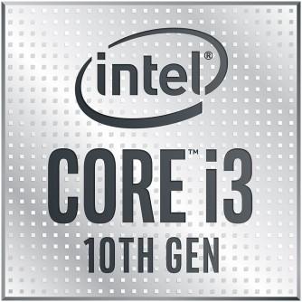 Intel CPU Desktop Core i3-10100F (3.6GHz, 6MB, LGA1200) tray
