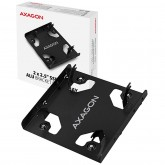 AXAGON RHD-225L Reduction for 2x 2.5 HDD into 3.5 position
