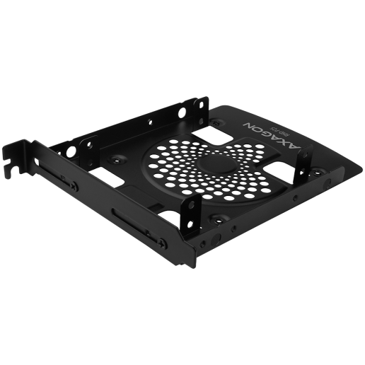"""AXAGON RHD-P25 Reduction for 2x 2.5"""" HDD into 3.5"""" or PCI position, black"""